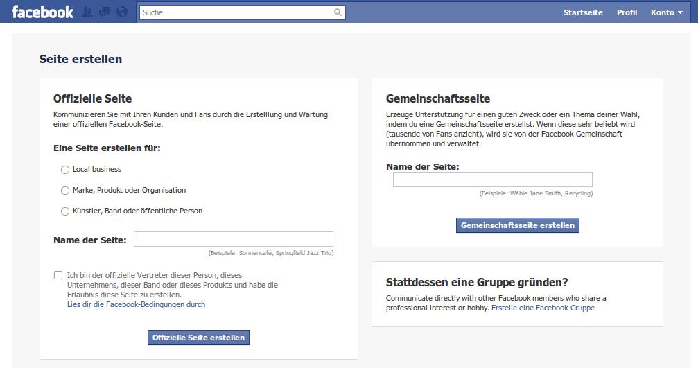 community-page