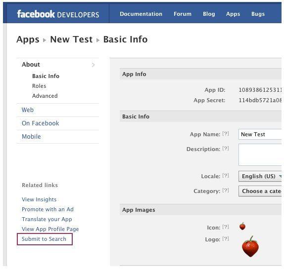 Suche In Facebook