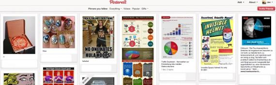 Pinterest-Interest-Graph