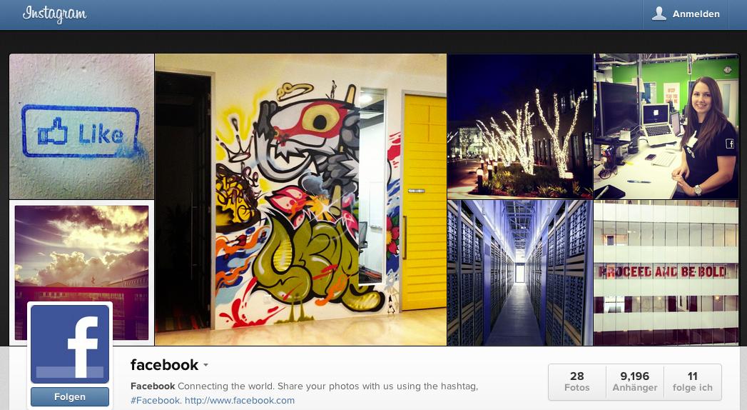 Facebook plant Monetarisierung von Instagram