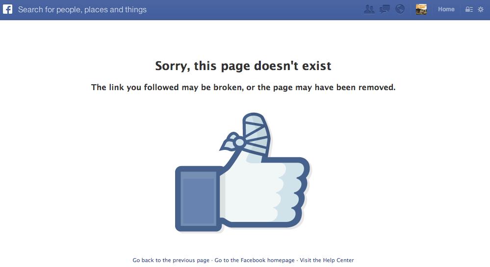 Facebook entfernt Gewinnspielseiten
