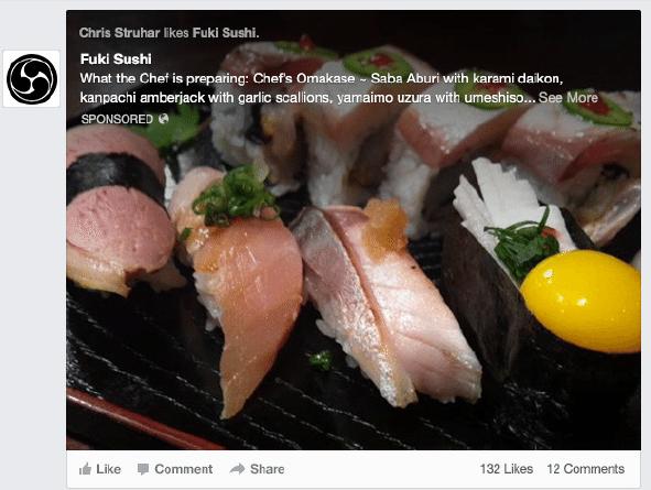 Neuer Facebook Newsfeed - Darstellung Fotos