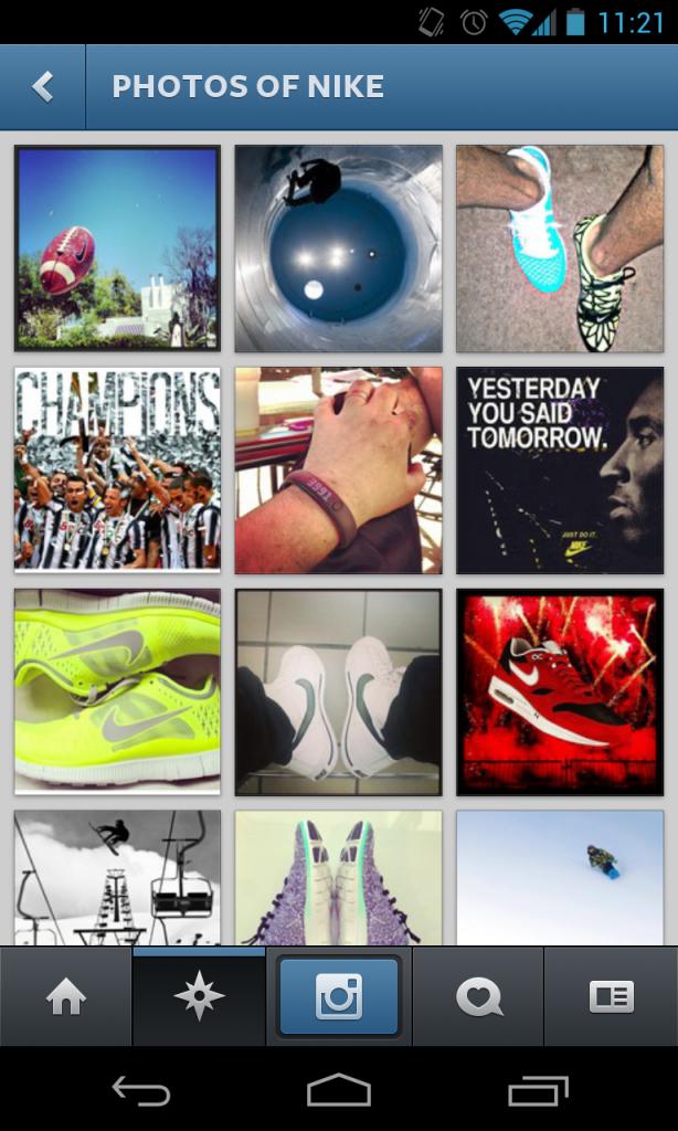 Instagram Photos of you - Marken