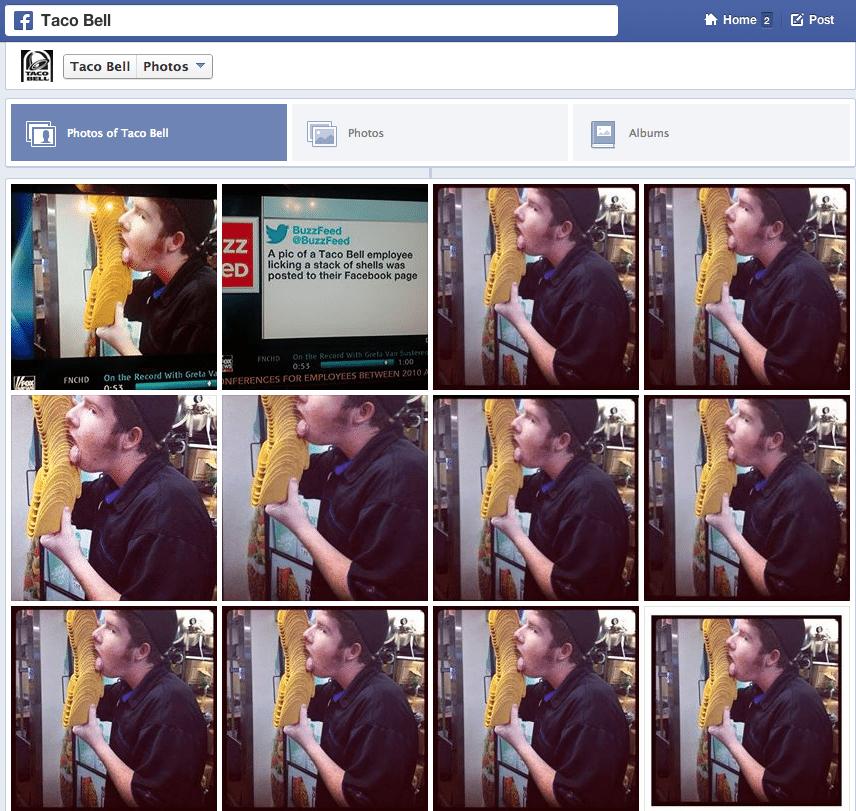 Taco Bell - Social Media Krisenkommunikation