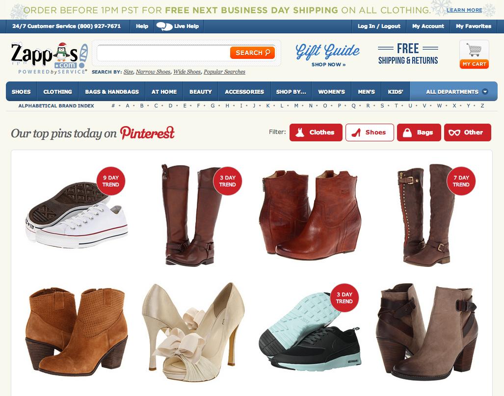 Pinterest Marketing - API beliebteste Pins