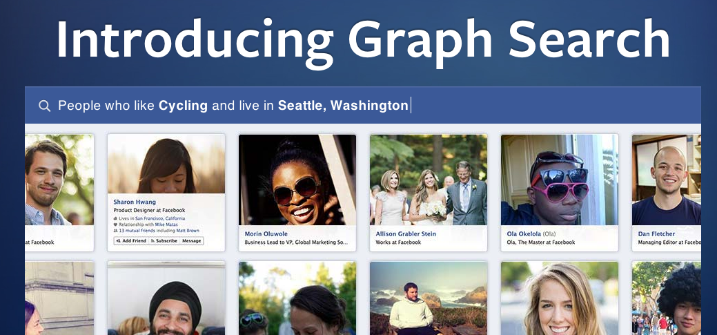 Facebook Graph Search -mobile Test