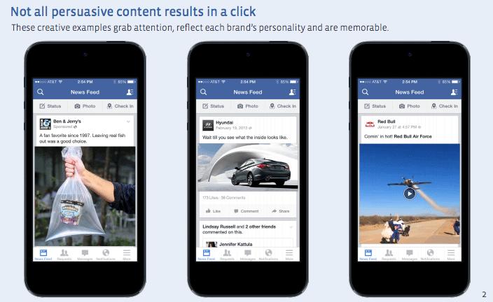 Facebook Unternehmensziele definieren Erfolg, nicht Interaktionen