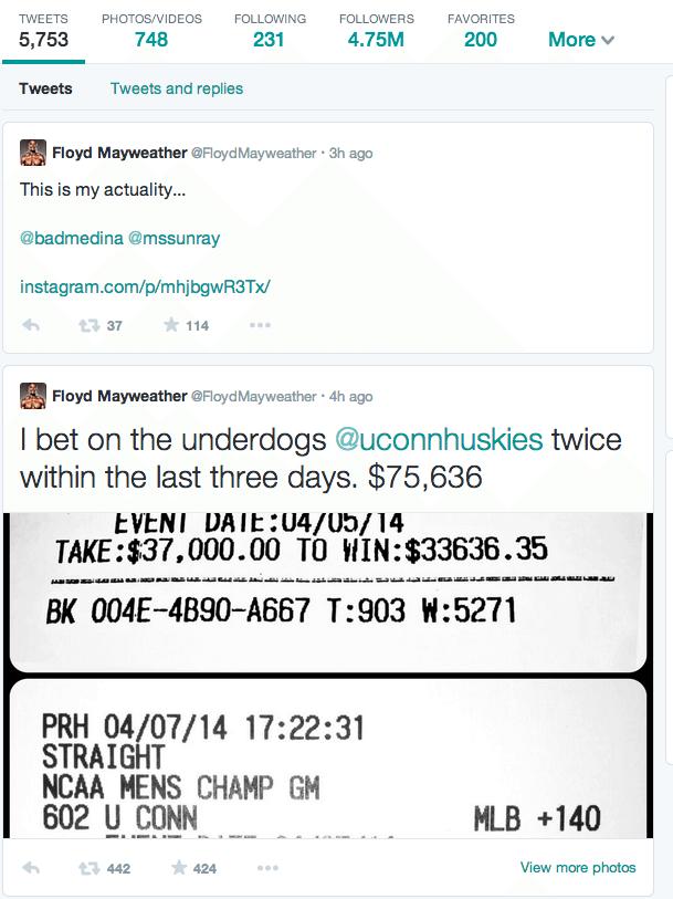 Neues Twitter Design - Reiter Tweets 2014