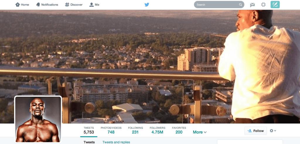 Neuees Twitter Design - Profilbild und Hintergrundbild