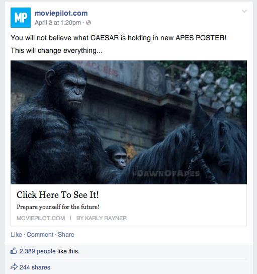 Facebook Link-Posts optimieren - Seitentitel bei geteilten Links optimieren