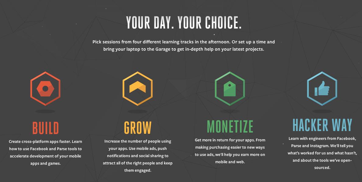 f8 2014 - Build, Grow & Monetize
