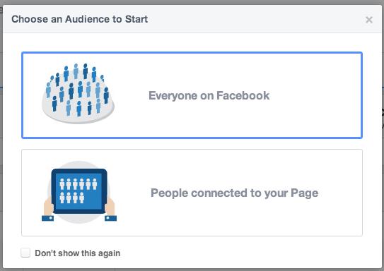 Facebook Audience Insights können jetzt genutzt werden