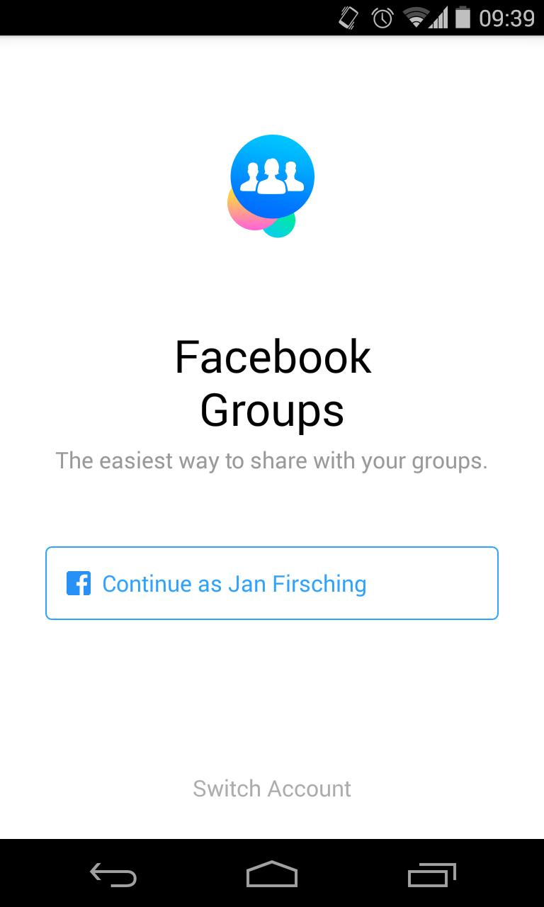Mobile First - Facebook Groups als Bestandteil des 10 Jahres Plans von Facebook