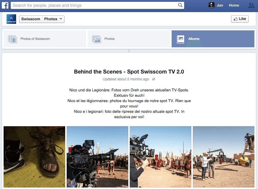 Swisscom Kundensupport in sozialen Netzwerken - Community Manager Jan Biller Interview