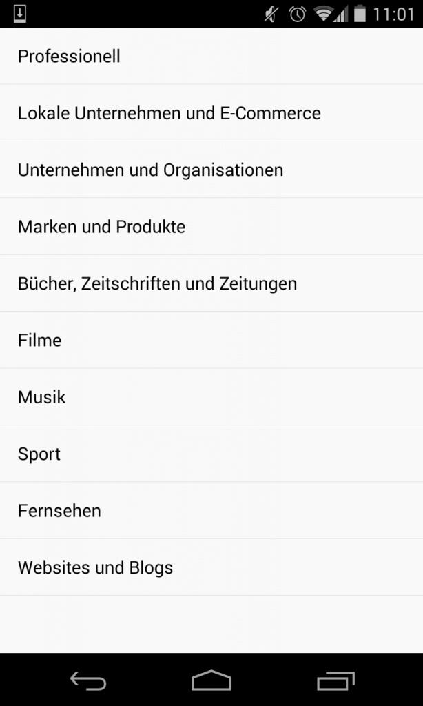 Line Mobile Messenger - Unternehmensprofile erstellen und Features V