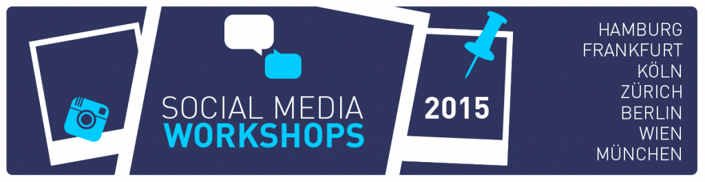 Social Media & Content Marketing Workshops - Futurebiz 2015