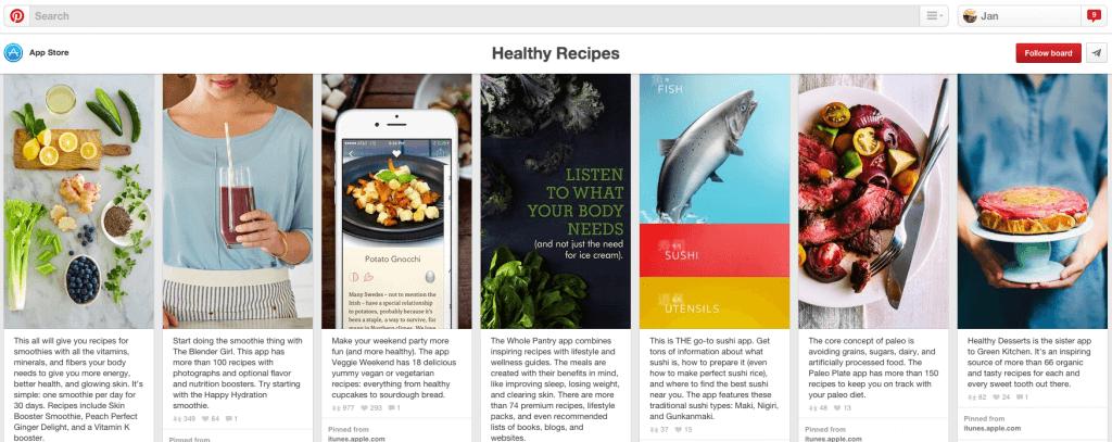 Pinterest Marketing - Richtige Bildbeschreibung und Bildgröße für Pins wählen