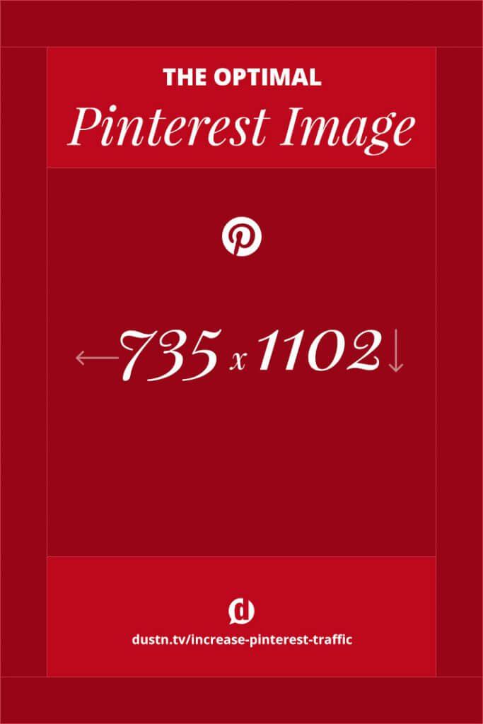 Pinterest Optimieren - optimale Bildgröße für Pins