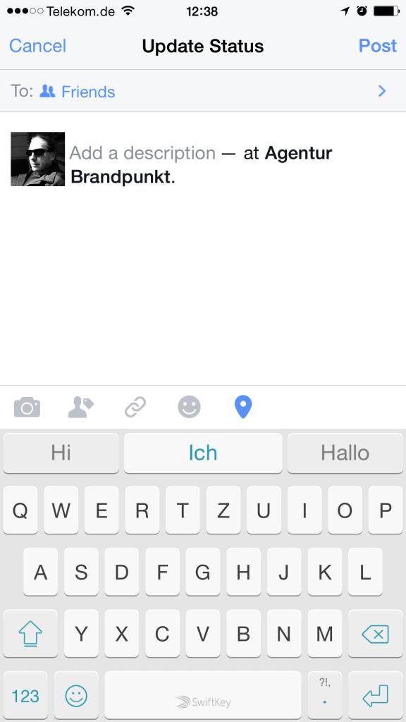 Facebook Add A Link Share