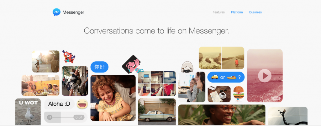 Facebook Messenger - 1 Mrd. Downloads Android Google Play