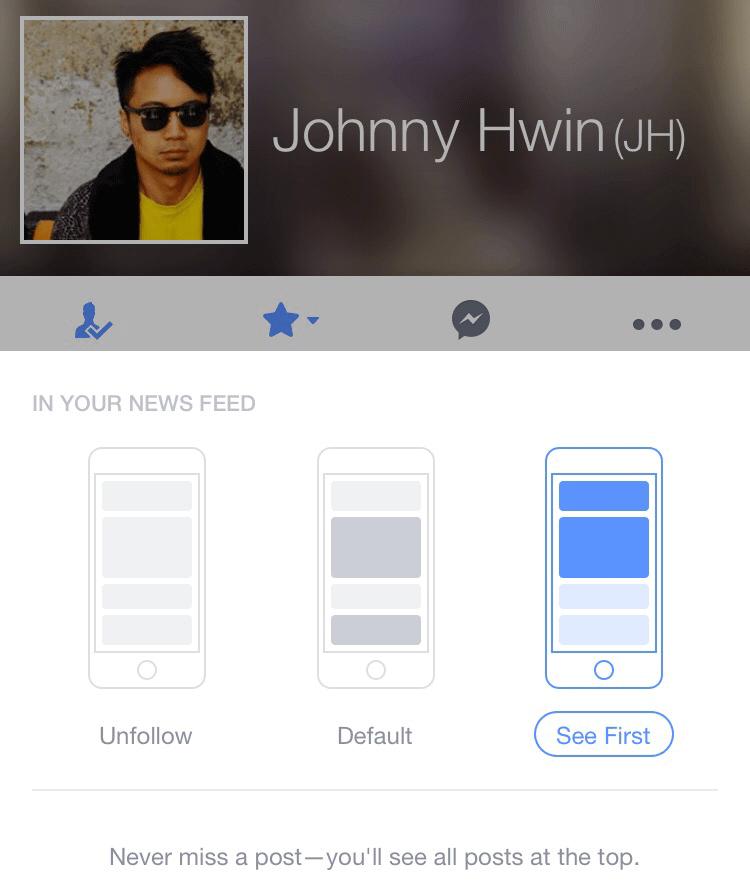 Facebook News Feed - Neues Feature für die Ausgabe von Inhalten