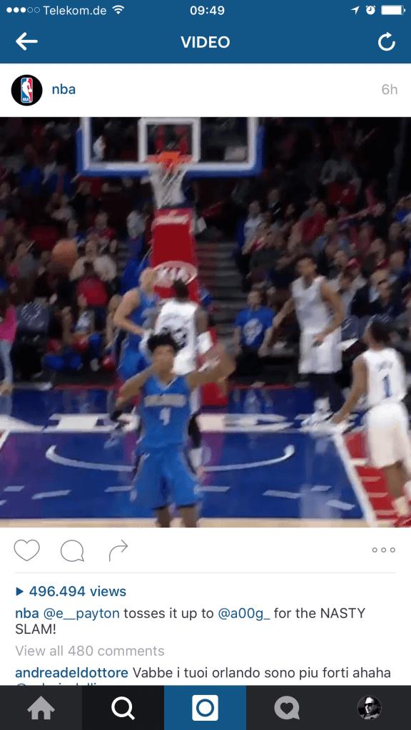 Instagram Statistiken zu Videoaufrufen jetzt verfügbar