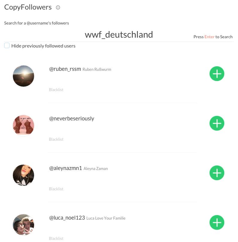 Instagram Tool Crowdfire - Instagram Follower verwalten und Wettbewerber analysieren