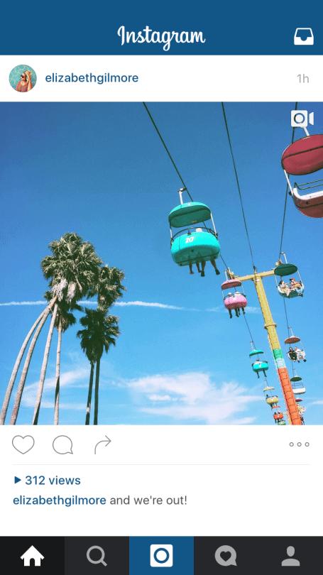 Instagram zeigt bald Videoaufrufe von Instagram Videos an