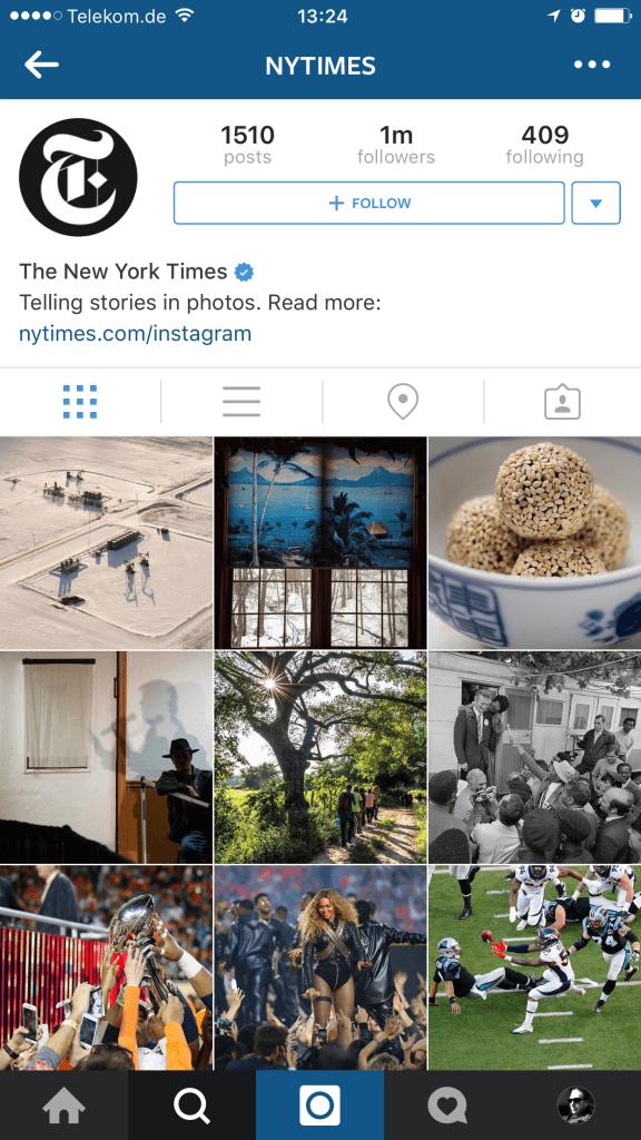 Traffic durch Instagram - Publisher generieren Traffic mit Soldsie