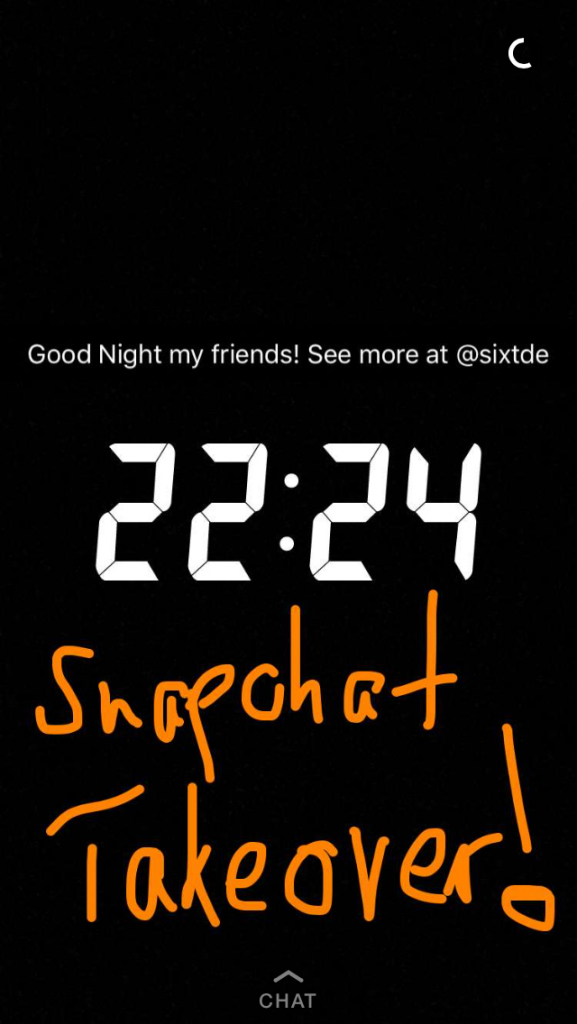 Snapchat Takeover_sixt_deutschland III