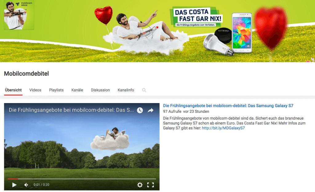 YouTube Marketing für Unternehmen - Nicht am falschen Ende sparen.