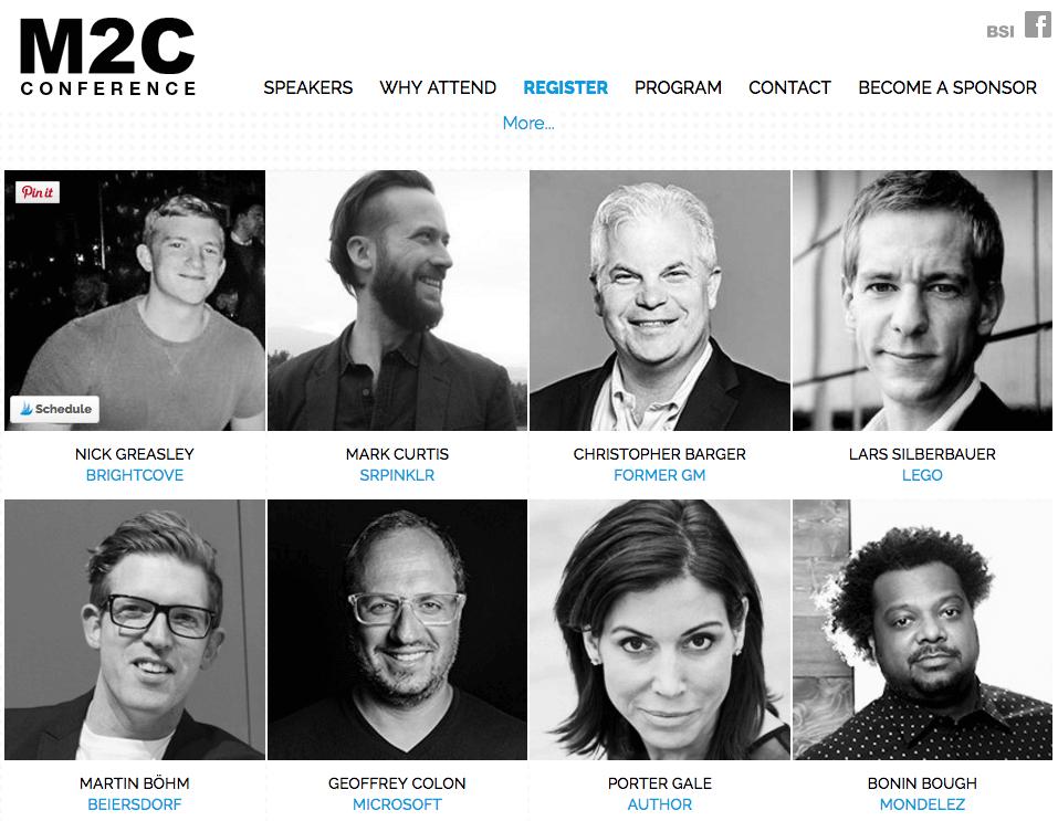 M2C Marketingkonferenz