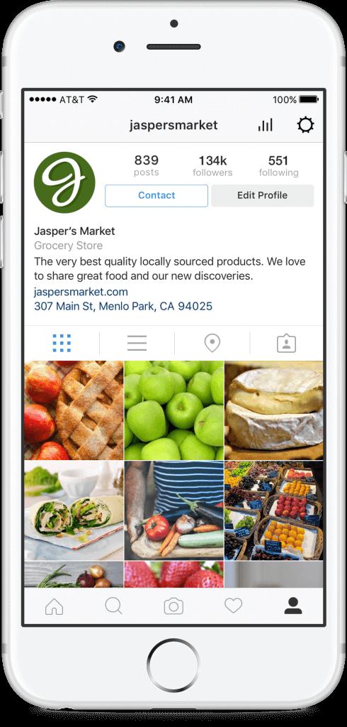 Account auf profil instagram war sehen wer business Instagram Profilaufrufe