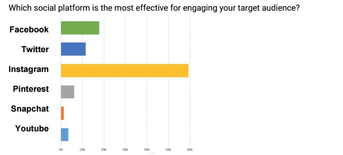 Influencer Marketing - Effektivste Soziale Netzwerke von Influencern