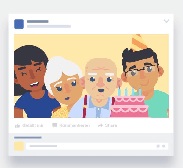 10 Jahre Facebook News Feed