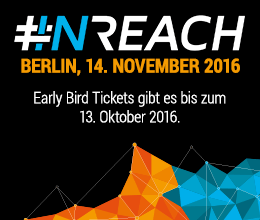 #INREACH 16 - Influencer Marketing Konferenz