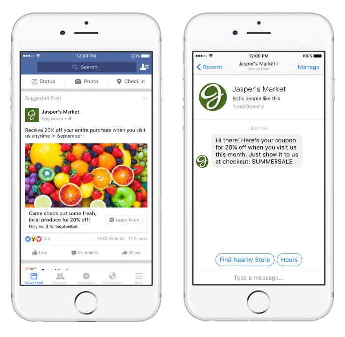 news-feed-anzeigen-facebook-messenger-bots