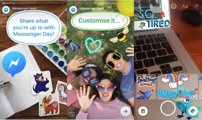 facebook messenger day snapchat-stories-fuer-den-messenger