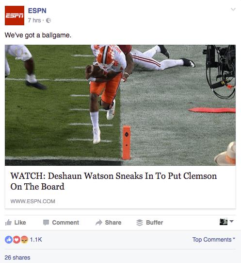 Facebook Publishing Strategie - Videos nur auf eigenen Kanälen