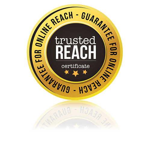trusted reach Logo