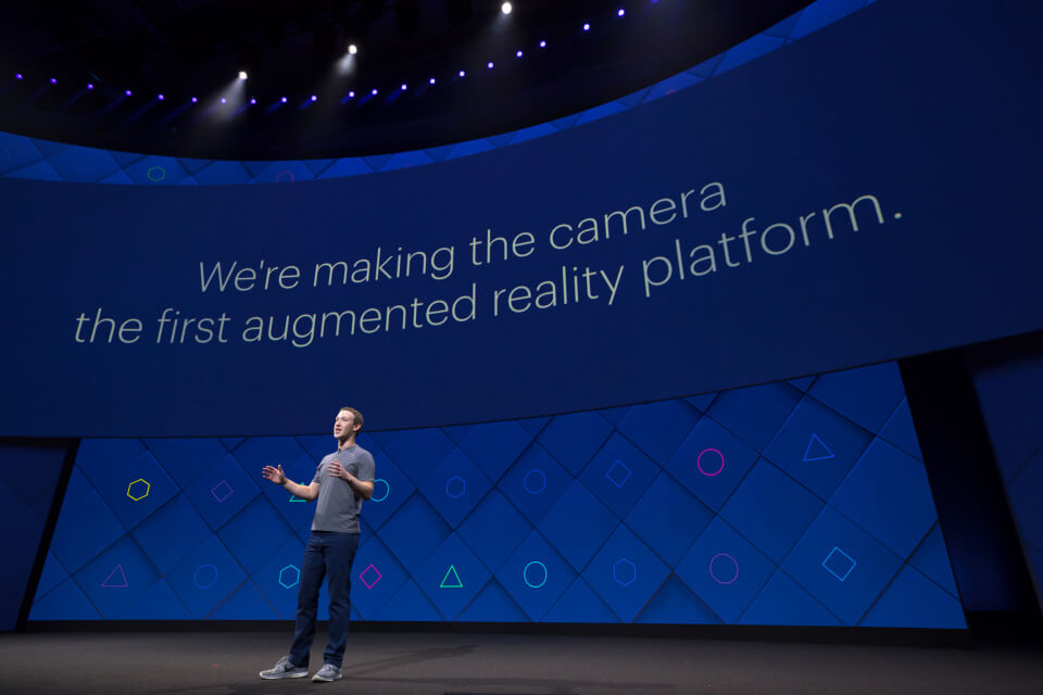 F8 - Facebook Augmented Reality Features