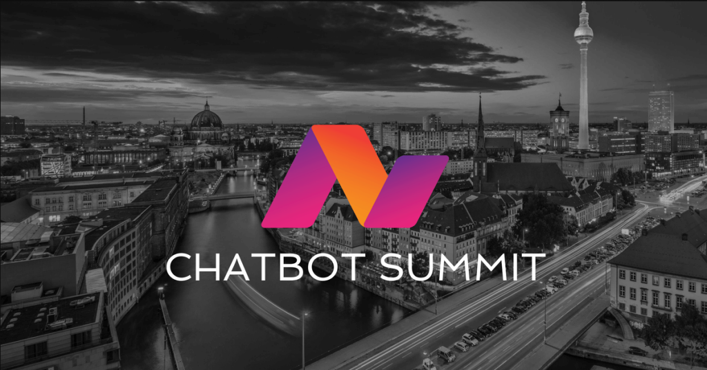 Chatbot summit berlin