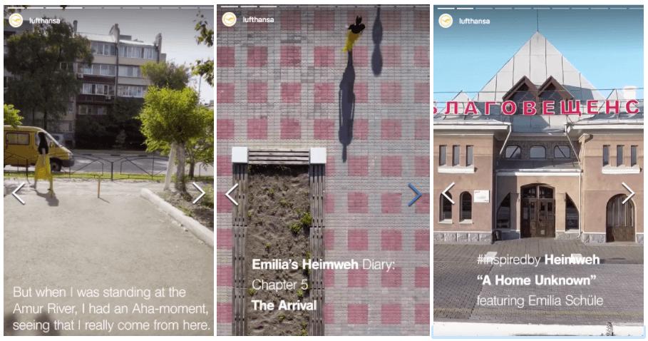 Instagram Stories Share