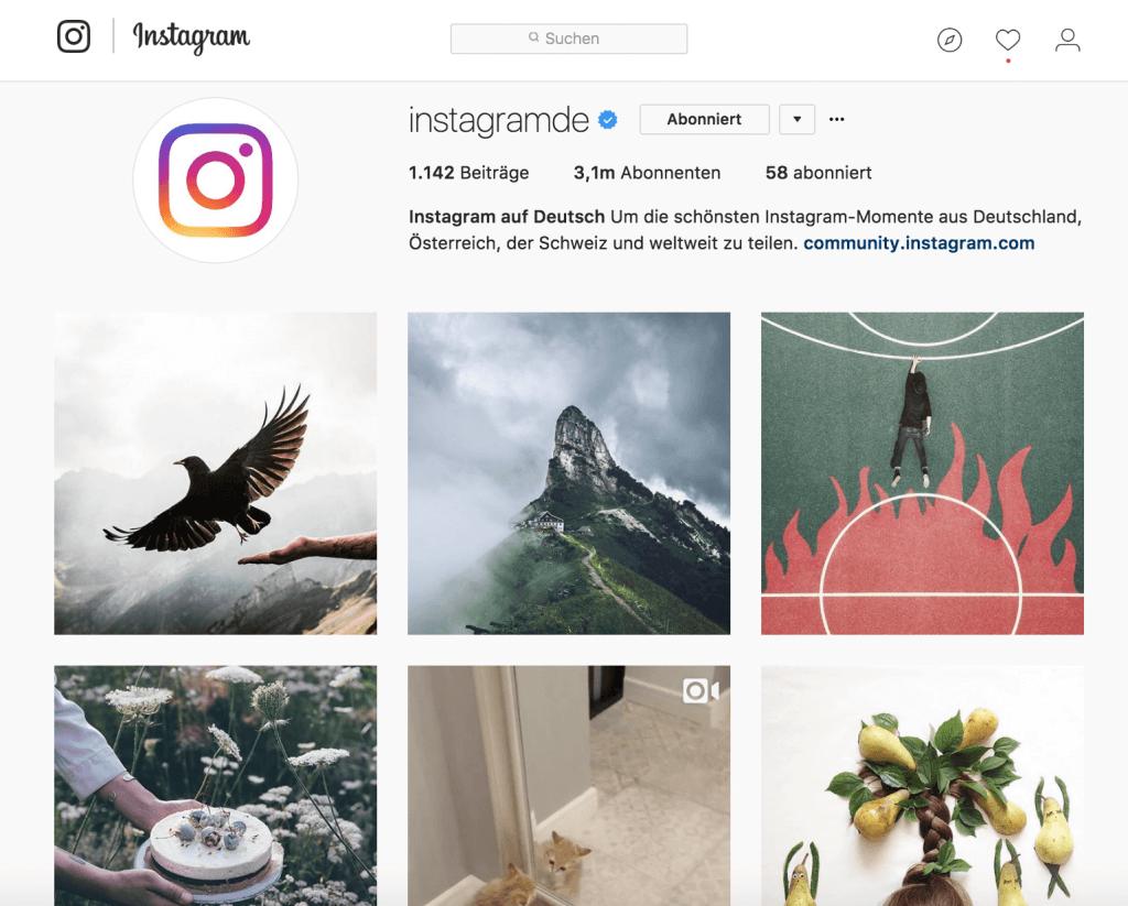 Instagram Nutzerzahlen Deutschland 2017- offizielle Statistiken