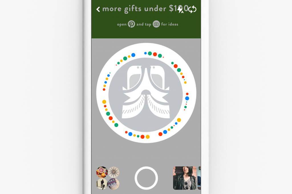 Pinterest-Pincode-Lens-Unternehmen