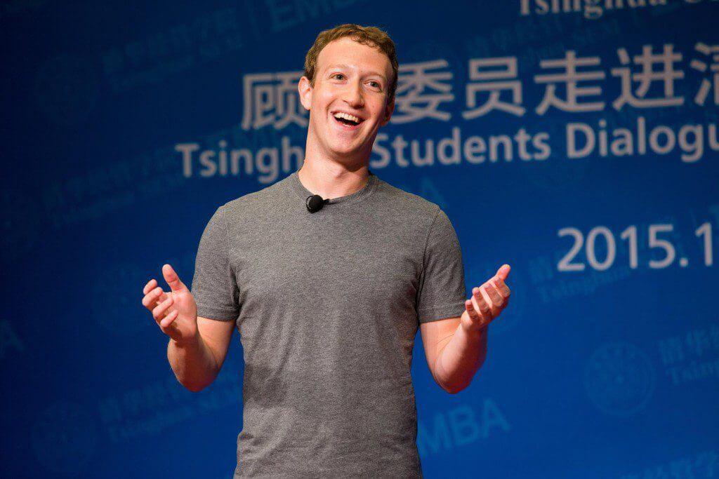 Mark Zuckerberg News Feed Update 2018