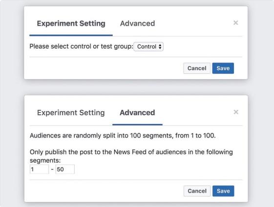 AB-Test-Facebook-Seiten-Beiträge