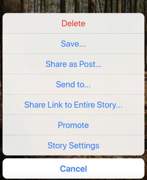 Links-zu-Instagram-Stories-teilen