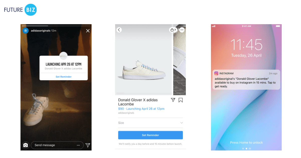 Instagram-Stories-Sticker-produkt-launch