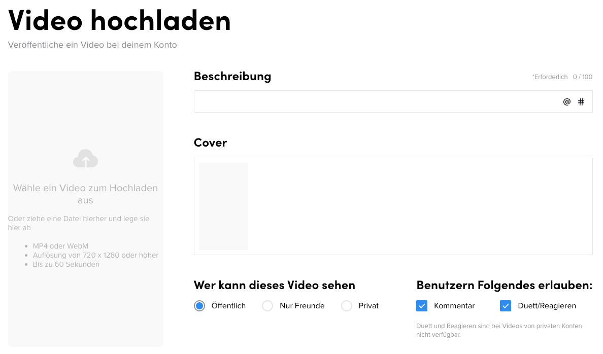 TikTok-Videos-hochladen-Desktop
